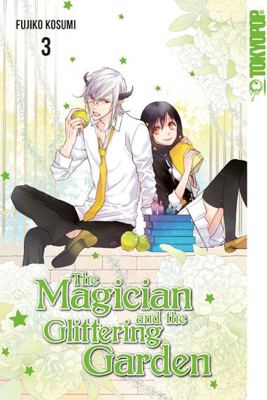 Cover-Bild The Magician and the Glittering Garden 03