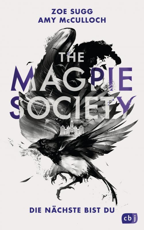 Cover-Bild THE MAGPIE SOCIETY - Die Nächste bist du