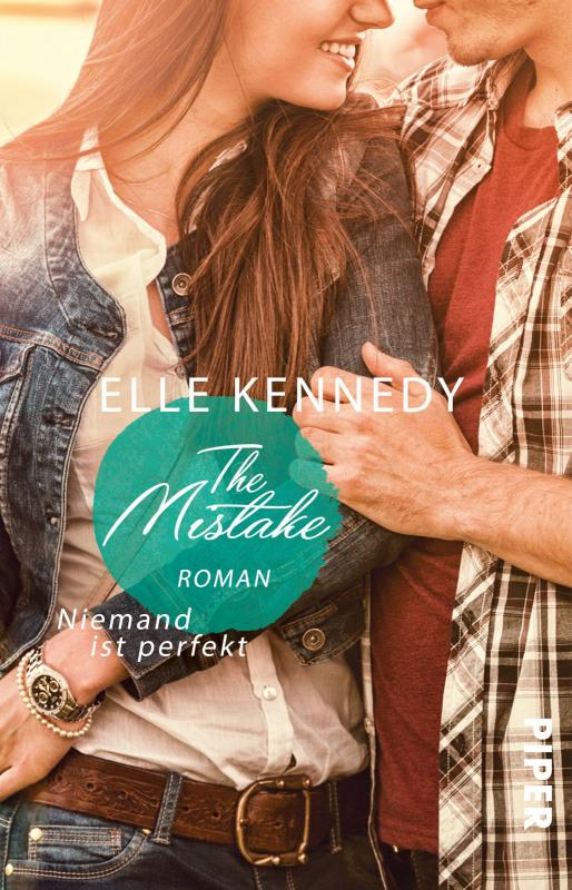 Cover-Bild The Mistake – Niemand ist perfekt