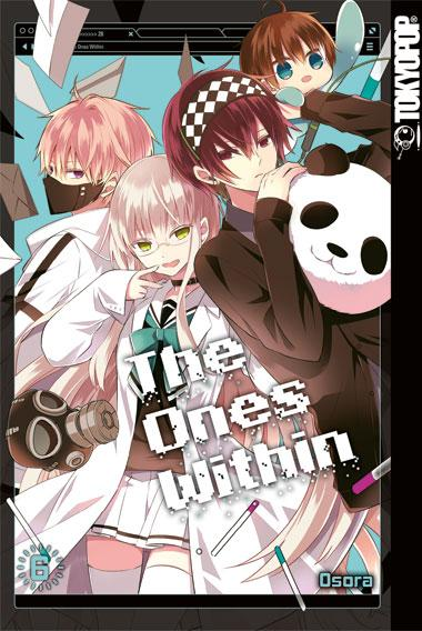 Cover-Bild The Ones Within 06