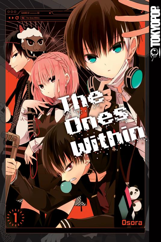 Cover-Bild The Ones Within - Band 1