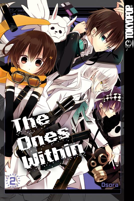 Cover-Bild The Ones Within - Band 2
