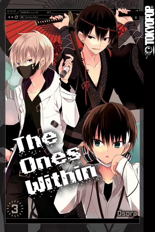 Cover-Bild The Ones Within - Band 3
