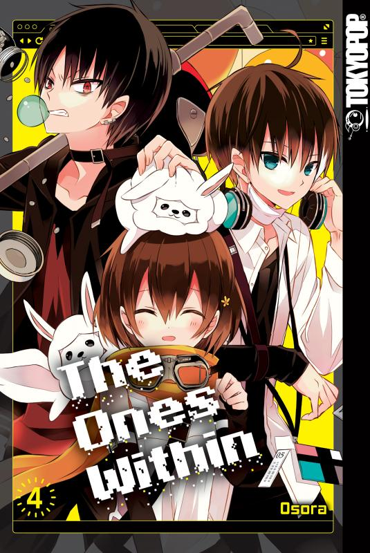 Cover-Bild The Ones Within - Band 4