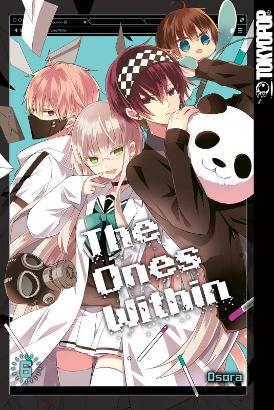 Cover-Bild The Ones Within - Band 6