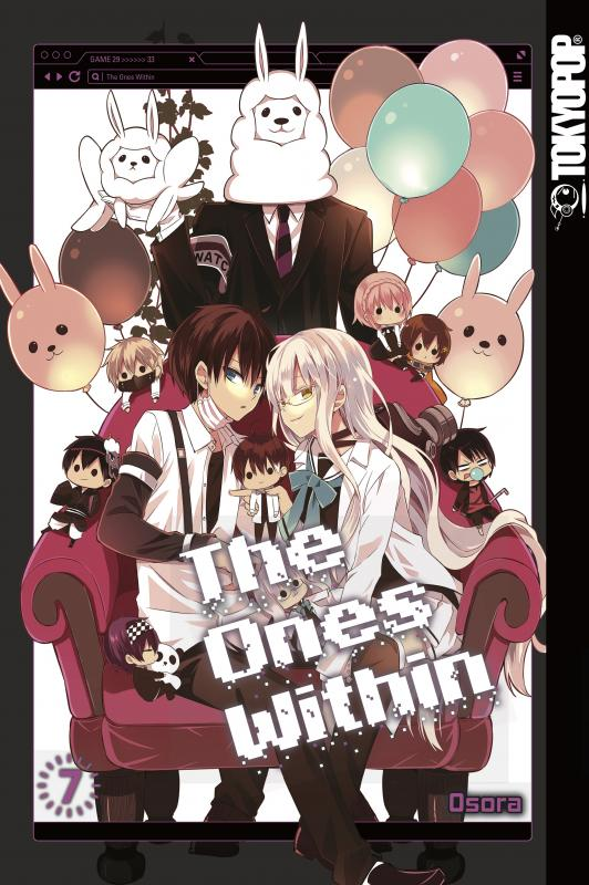Cover-Bild The Ones Within - Band 7