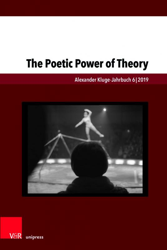 Cover-Bild The Poetic Power of Theory