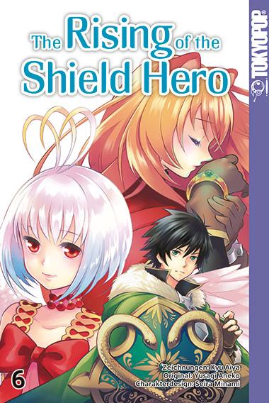 Cover-Bild The Rising of the Shield Hero 06