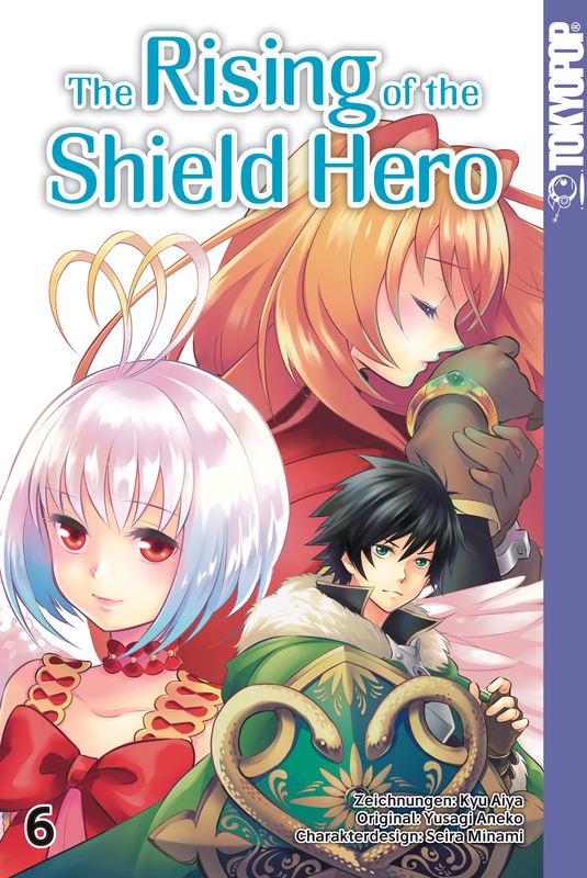Cover-Bild The Rising of the Shield Hero - Band 6