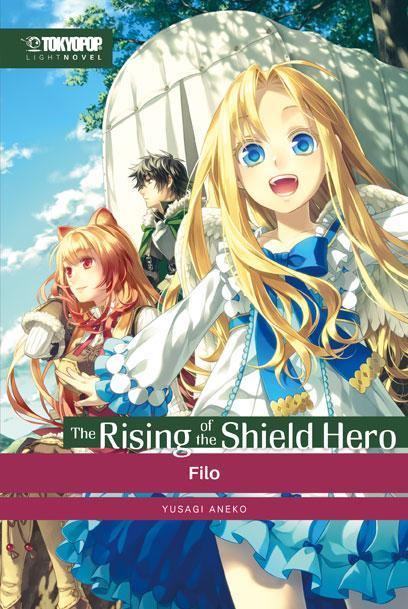 Cover-Bild The Rising of the Shield Hero Light Novel 02