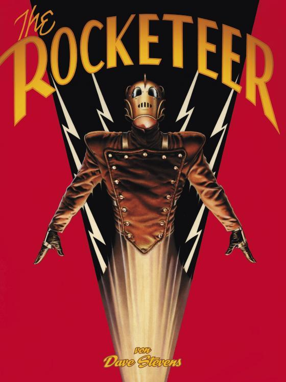 Cover-Bild The Rocketeer – Neue Edition