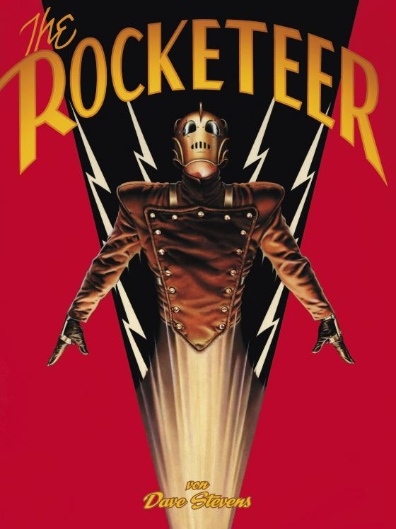Cover-Bild The Rocketeer