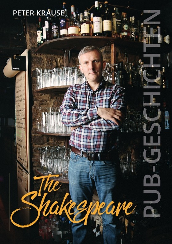 Cover-Bild The Shakespeare - Pub Geschichten