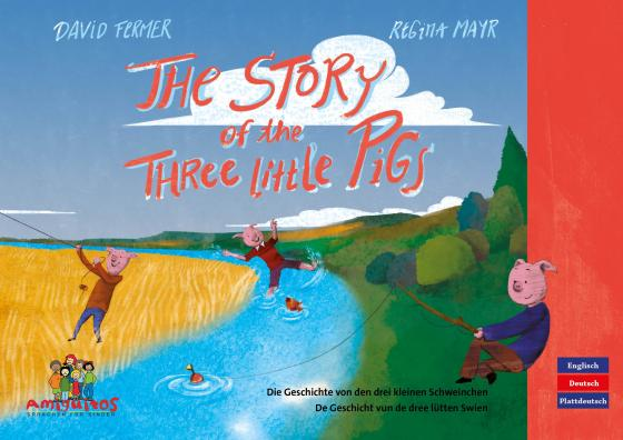 Cover-Bild The story of the three little pigs