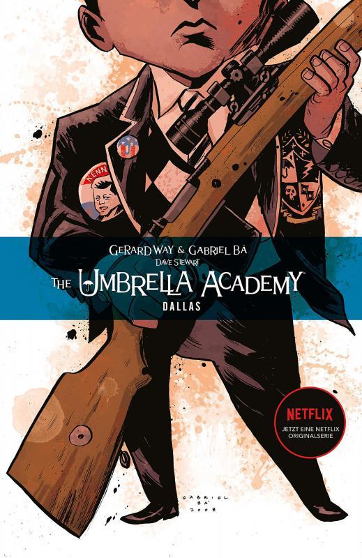Cover-Bild The Umbrella Academy 2: Dallas