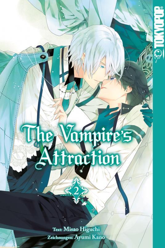 Cover-Bild The Vampire's Attraction 02