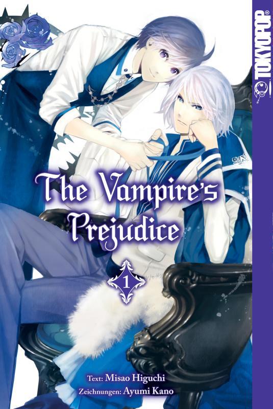 Cover-Bild The Vampire's Prejudice - Band 1