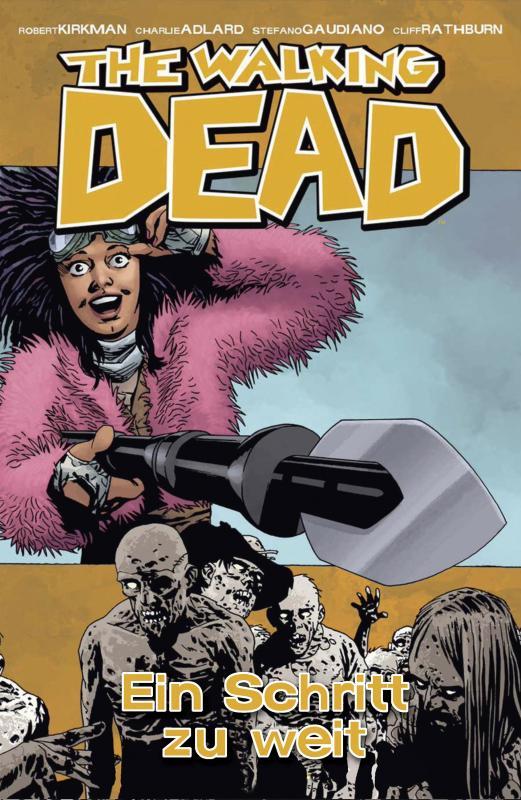 Cover-Bild The Walking Dead 29: Ein Schritt zu weit