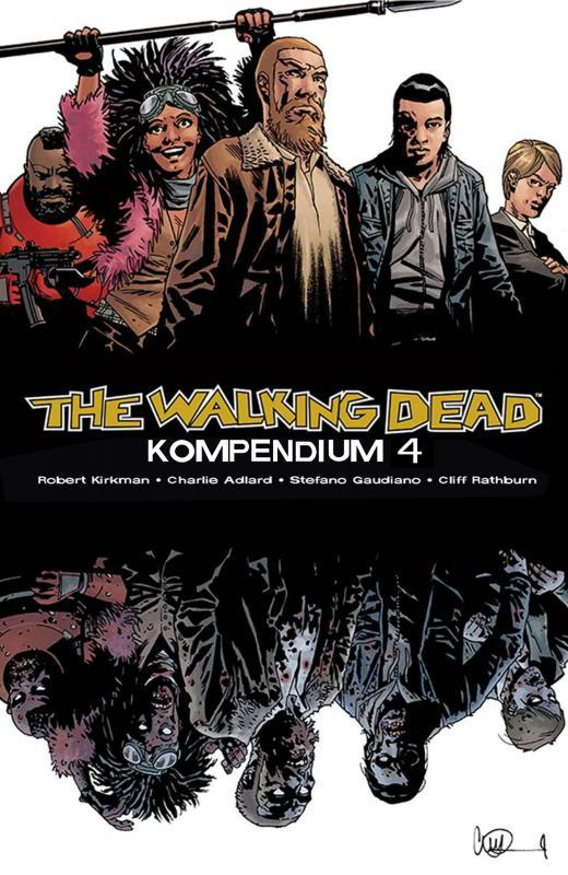 Cover-Bild The Walking Dead - Kompendium 4