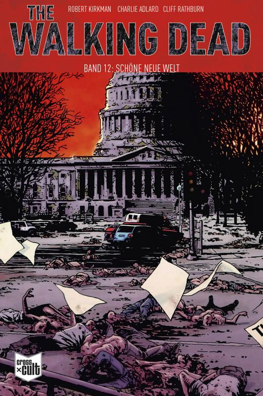 Cover-Bild The Walking Dead Softcover 12