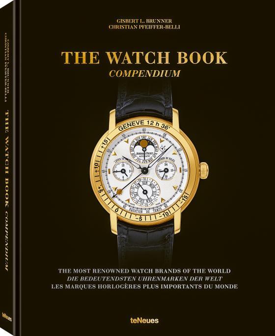 Cover-Bild The Watch Book