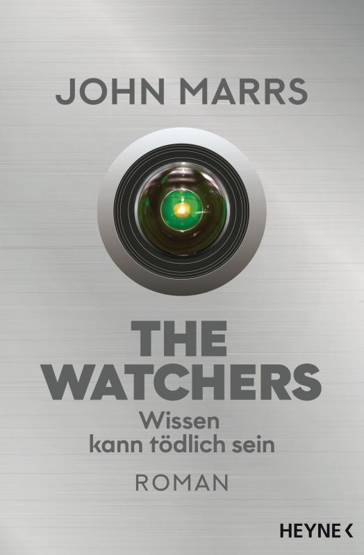 Cover-Bild The Watchers - Wissen kann tödlich sein