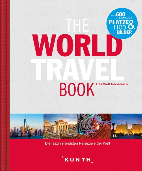 Cover-Bild The World Travel Book
