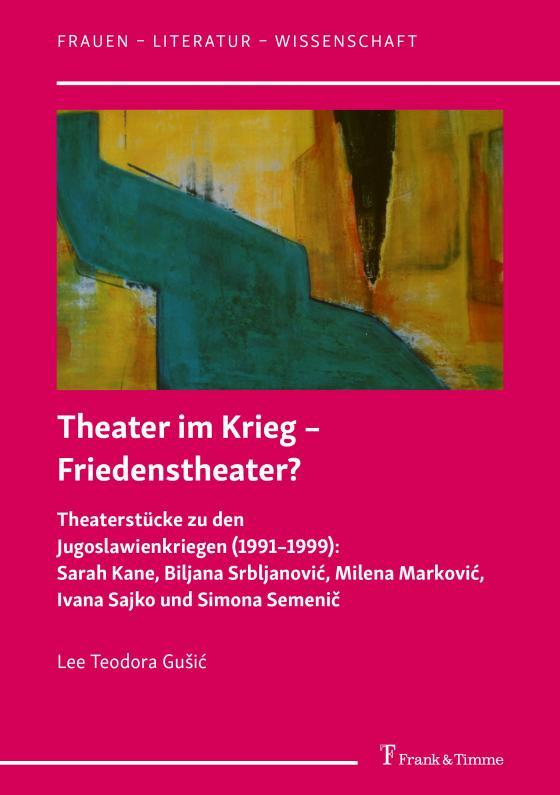 Cover-Bild Theater im Krieg – Friedenstheater?