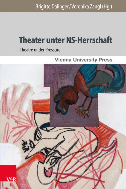 Cover-Bild Theater unter NS-Herrschaft
