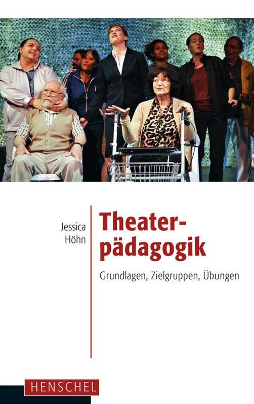 Cover-Bild Theaterpädagogik