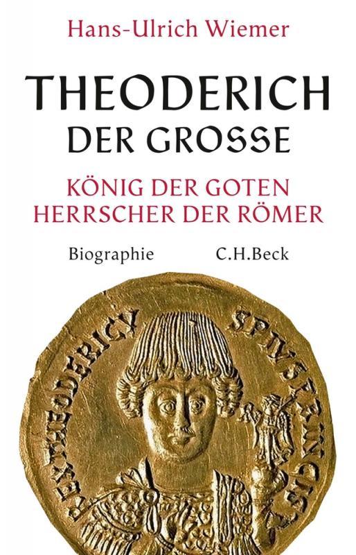 Cover-Bild Theoderich der Große