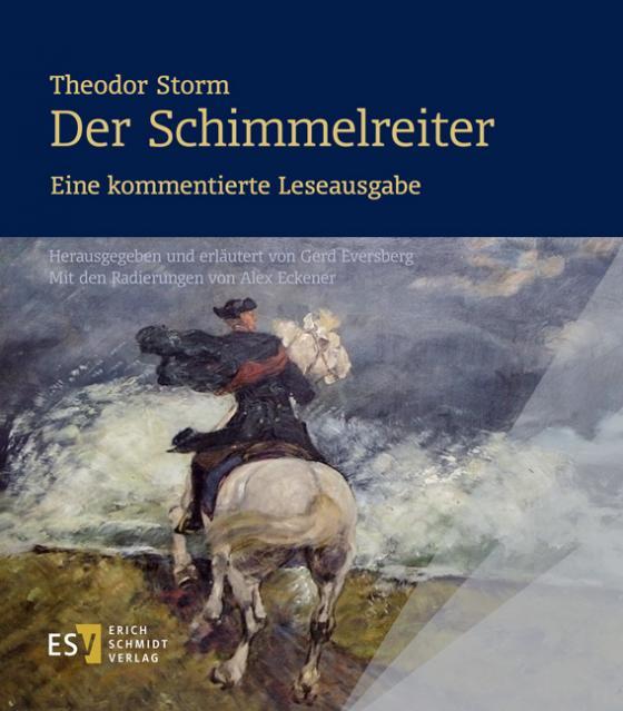 Cover-Bild Theodor Storm: Der Schimmelreiter. Eine kommentierte Leseausgabe