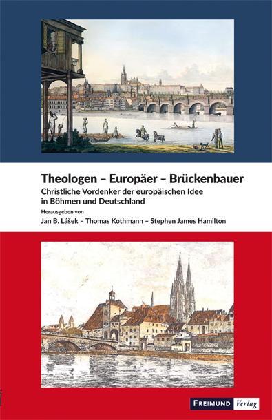 Cover-Bild Theologen - Europäer - Brückenbauer