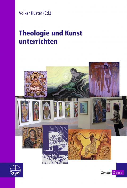Cover-Bild Theologie und Kunst unterrichten