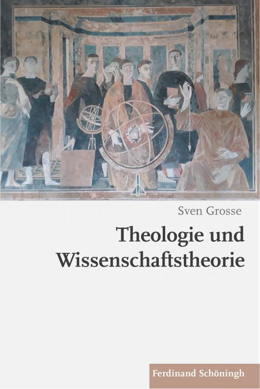 Cover-Bild Theologie und Wissenschaftstheorie