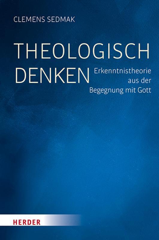Cover-Bild Theologisch denken