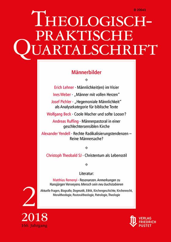 Cover-Bild Theologisch-Praktische Quartalsschrift 2/2018