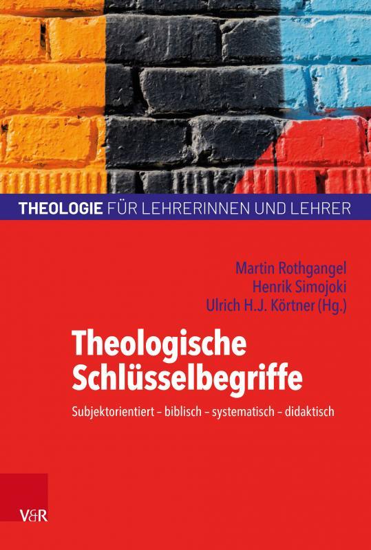 Cover-Bild Theologische Schlüsselbegriffe
