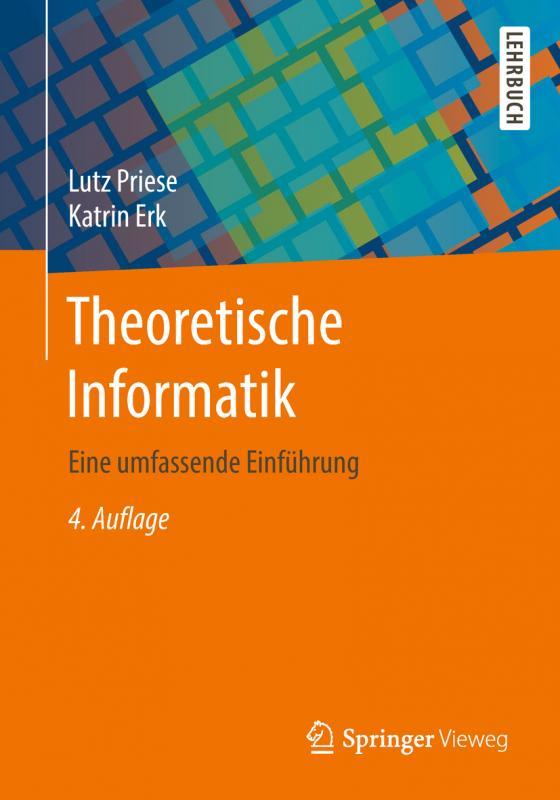 Cover-Bild Theoretische Informatik
