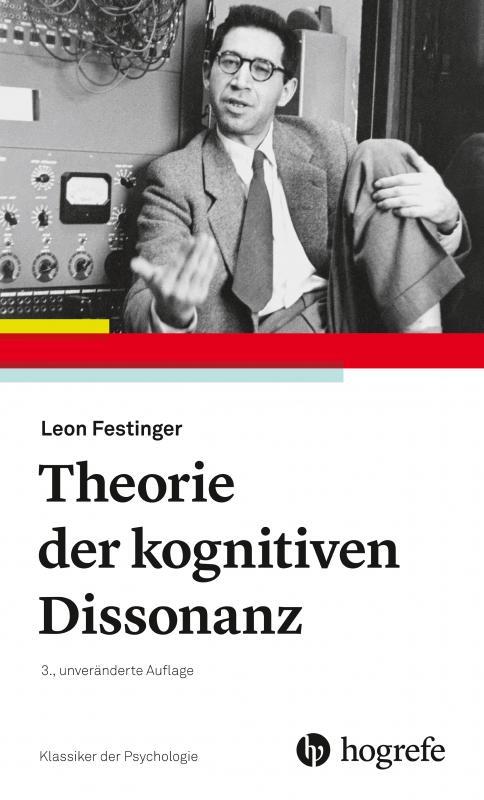 Cover-Bild Theorie der Kognitiven Dissonanz