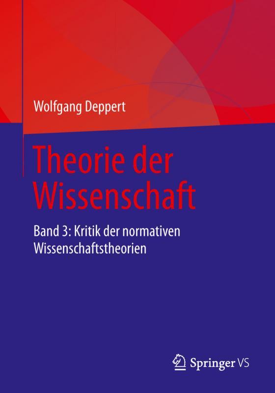 Cover-Bild Theorie der Wissenschaft