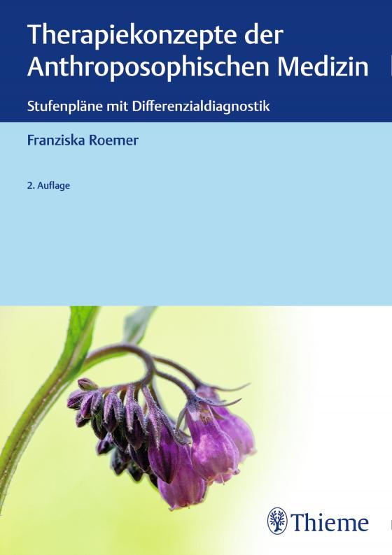 Cover-Bild Therapiekonzepte der anthroposophischen Medizin