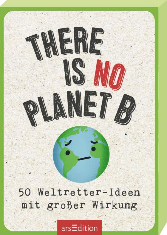 Cover-Bild There is no planet B