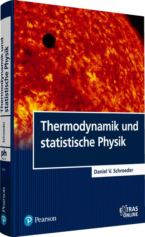 Cover-Bild Thermodynamik und statistische Physik