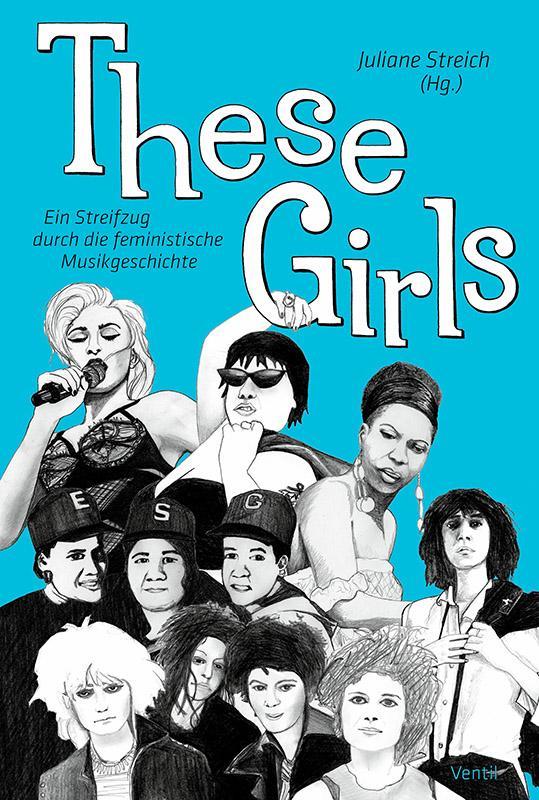 Cover-Bild These Girls