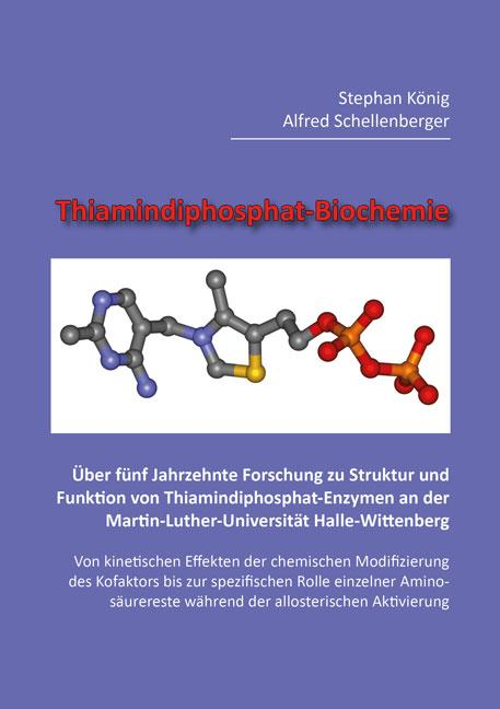 Cover-Bild Thiamindiphosphat-Biochemie