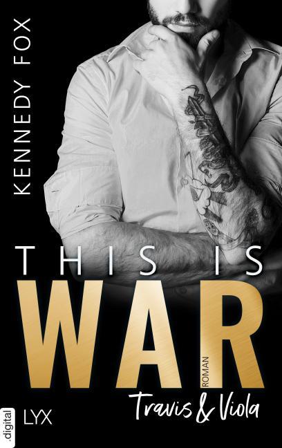 Cover-Bild This is War - Travis & Viola