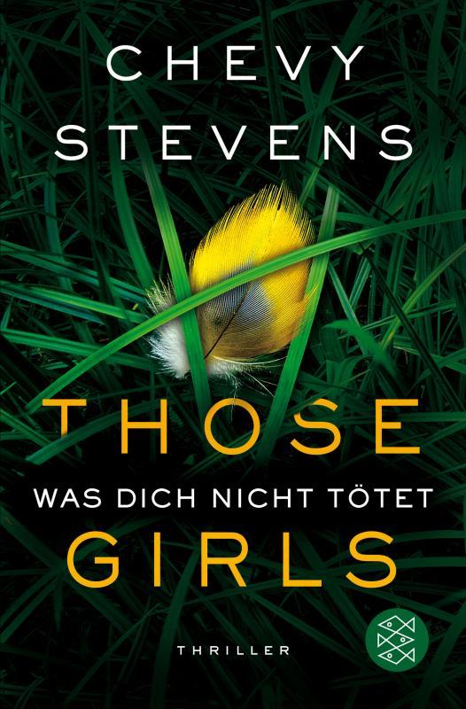 Cover-Bild Those Girls – Was dich nicht tötet