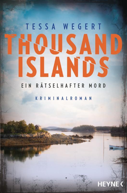 Cover-Bild Thousand Islands - Ein rätselhafter Mord