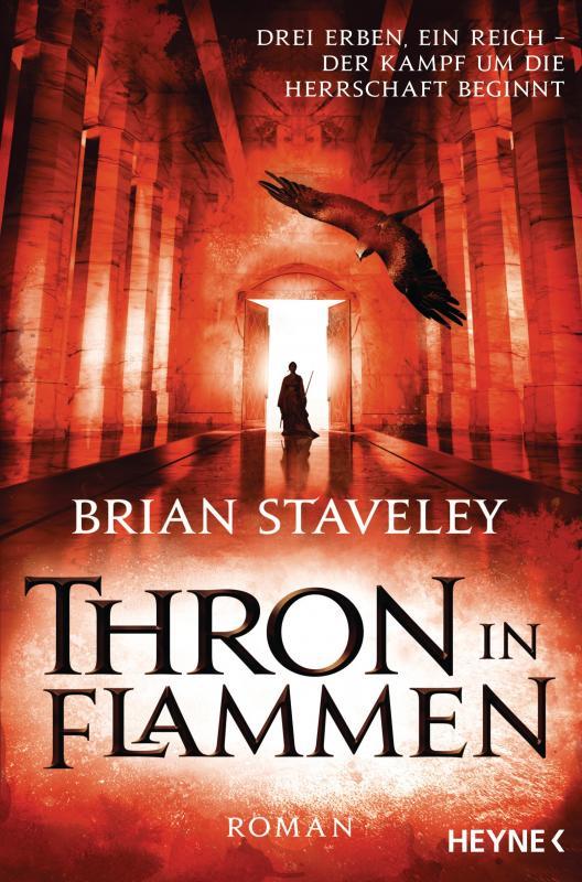 Cover-Bild Thron in Flammen